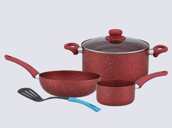 MARBALE COOKWARE